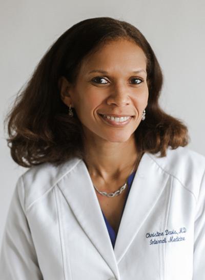 Christine M. Davis, M.D.